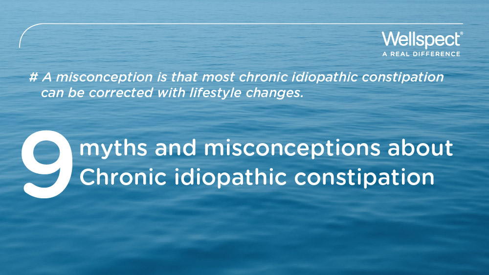 Infographic  73761 Publication Highlight_There is a misconception  that chronic idiopathic constipation and irritable bowel syndrome with constipation IBS-C are distinct conditions-01